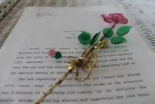 "Short story collection ""Glass Flowers"" by Emma Palova"