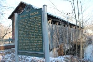 Whites Bridge near Smyrna in 2013 will be rebuild.