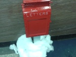Letters to Santa at the Lowell Post Office