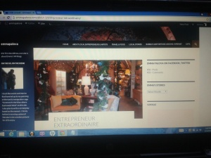 About people blog Entrepreneur Extraordinair