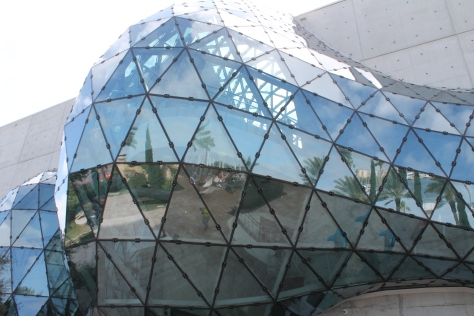 The enigma bubble of Dali Museum