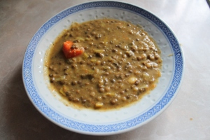 traditional lentil soup