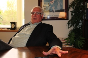 ICCMH director Bob Lathers