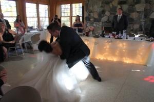 The first dance belonged to Maranda and Jake