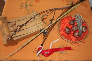 Czech Easter traditions and symbols.