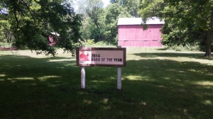 Barn of the year 2014