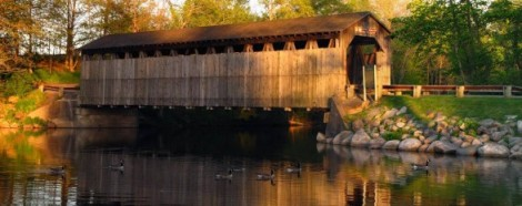 Fallasburg Covered Bridge