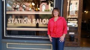 Nancy DeBoer, Station Salon owner