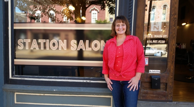 IW Station Salon