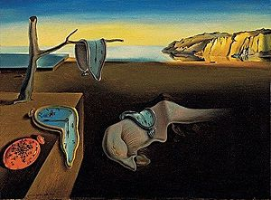 Dali's clocks