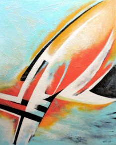 Thai wind 1 by Kacey Cornwell, Art Prize entry