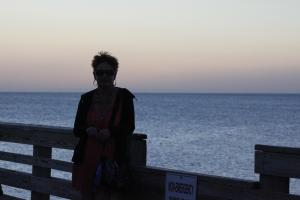 On a writer's retreat in Venice, Florida