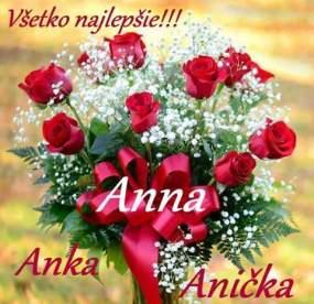 EW svatek Anna