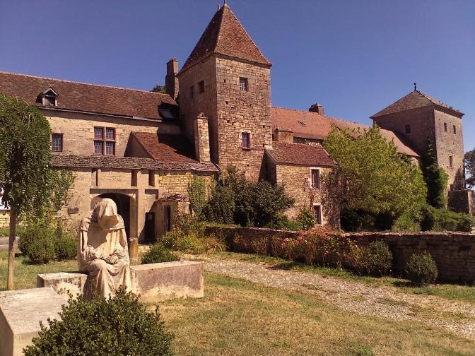 Wine village Gevrey-Chambertin