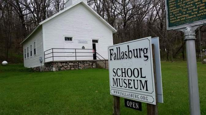 In search of the Fallasburg past online