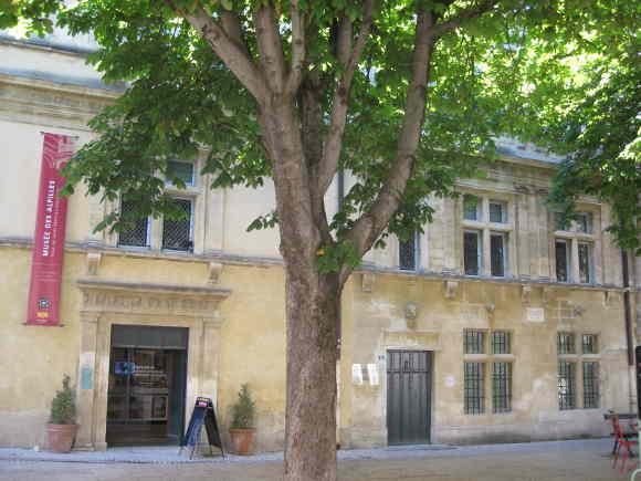 Estrine Museum in Saint-Remy de Provence