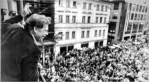 30TH ANNIVERSARY OF vELVET REVOLUTION IN CZECHOSLOVAKIA