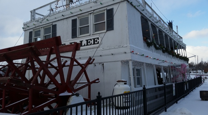 Lowell Showboat icon closes to public
