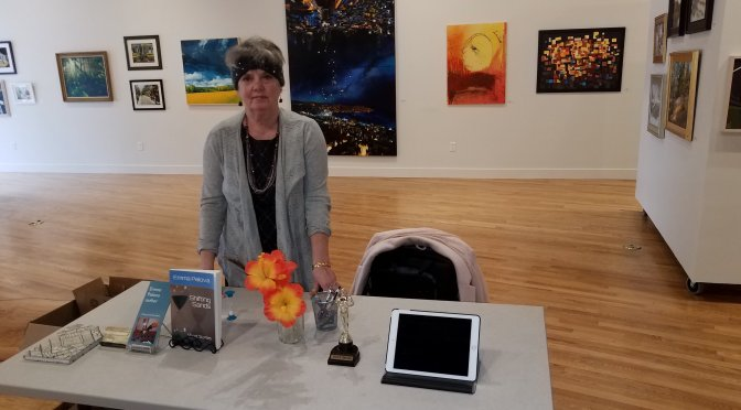 Emma's Book Signings at Lowell Arts
