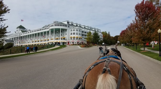 Discoveries at Mackinac Island & Straits